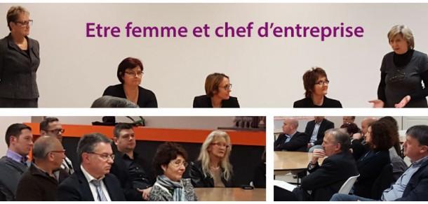 femme et chef d'entreprise en Dordogne