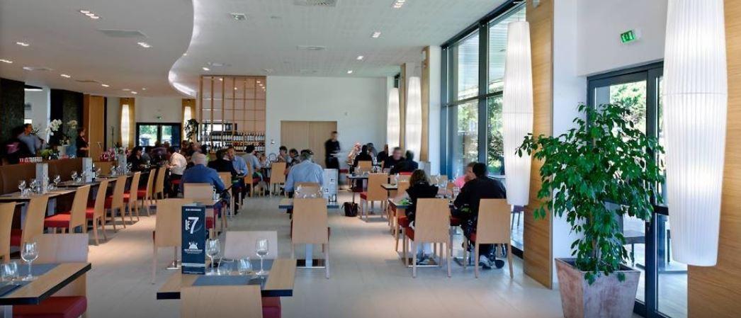 Restaurant le 7 à Saint-Laurent sur Manoire