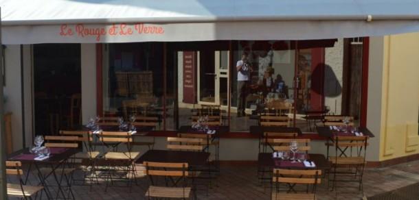 Restaurant le rouge et le verre - bergerac