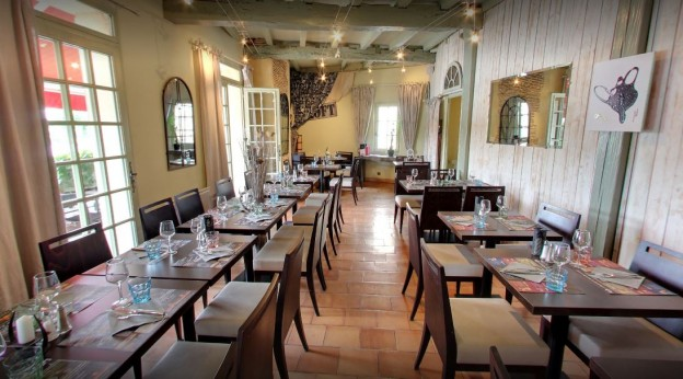 restaurant Le Riverside Bergerac