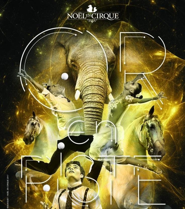 Noel en Cirque - Or en piste