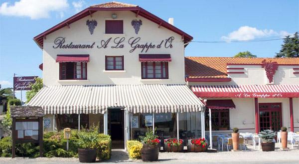 la grappe d'or Bergerac