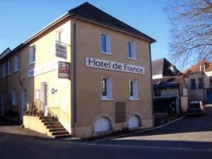 hotel de france sainte orse