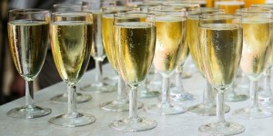champagne au Tropicana