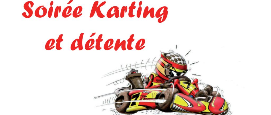 soirée karting à Bergerac